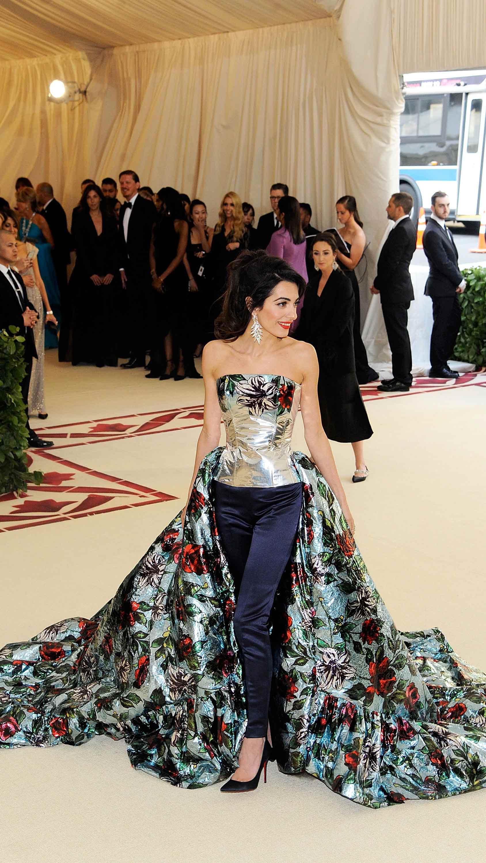 Amal Clooney Met Gala