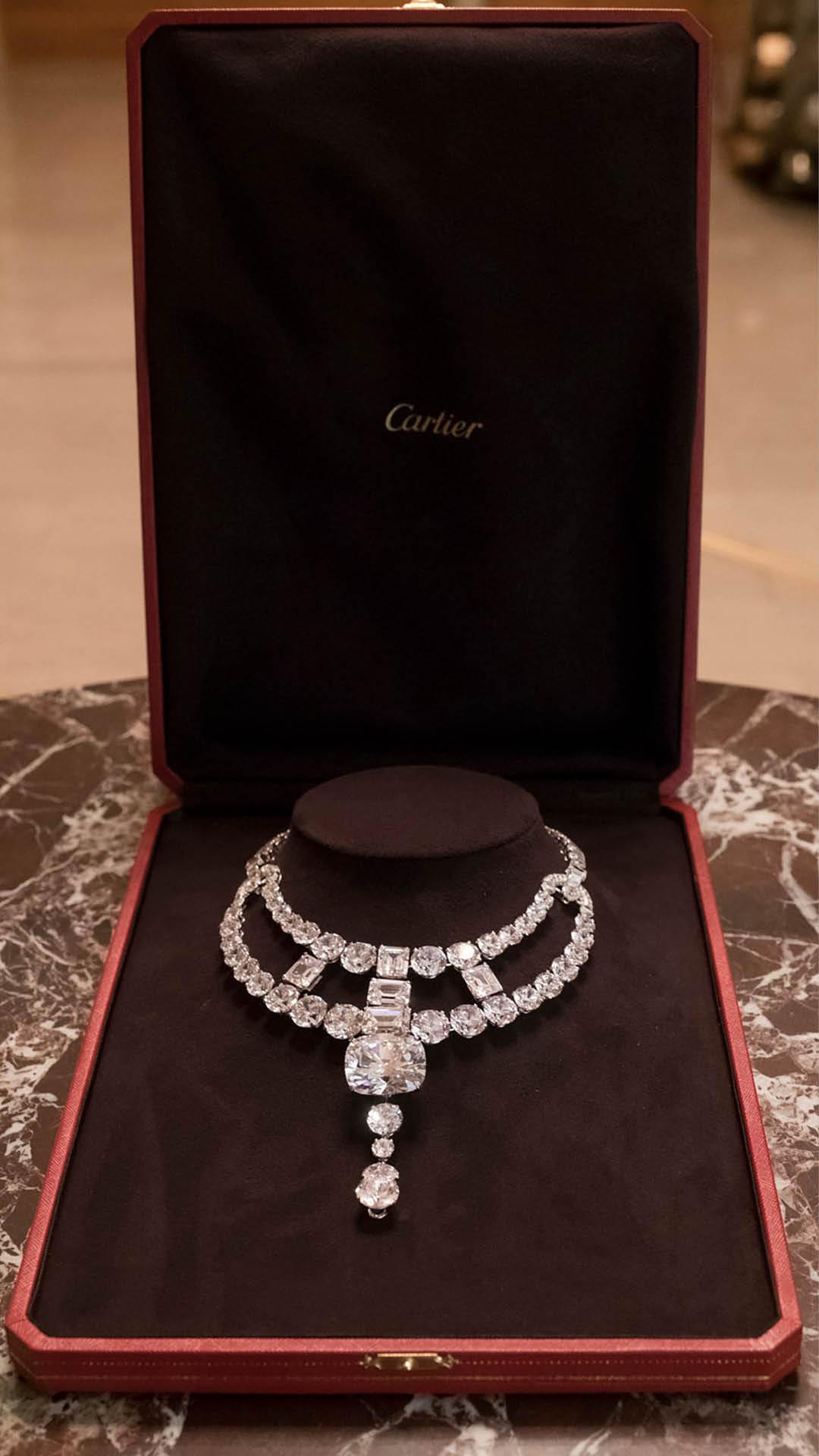 Cartier-Toussaint-Necklace-Replica