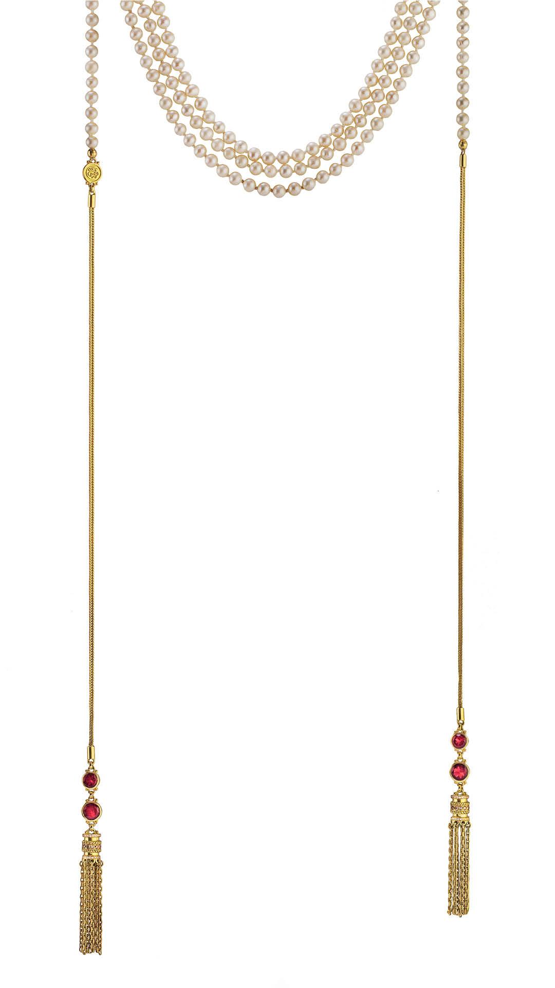 Azza-Fahmy-Gypsy-Tassel-Necklace