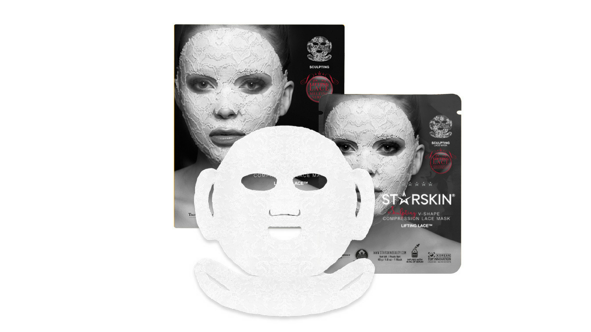 Starskin Sculpting V Face Mask
