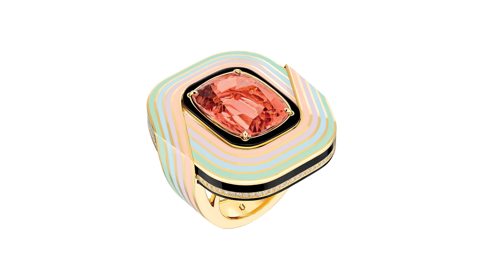NUUN-Jewels-El-Hada-Etude-Morganite-Ring