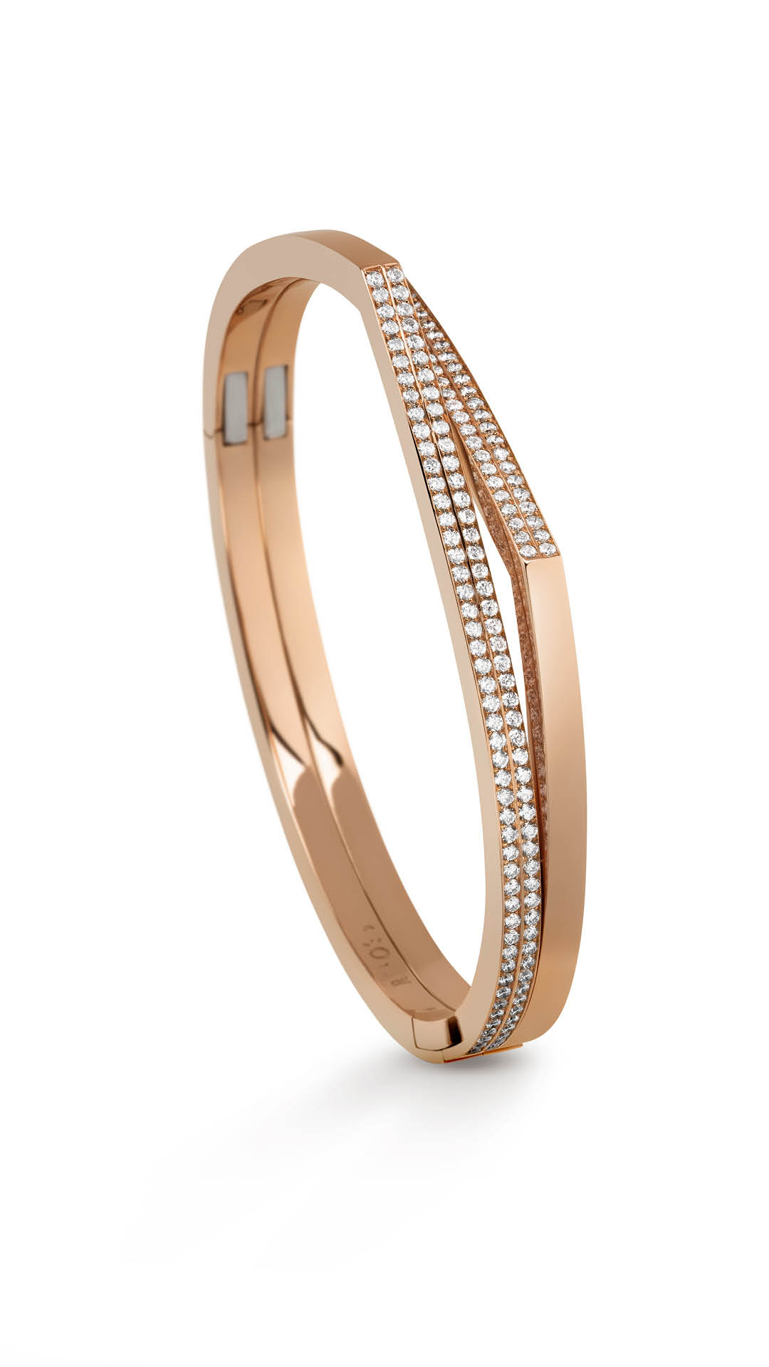Repossi-Antifer-Pink-Gold-Bracelet
