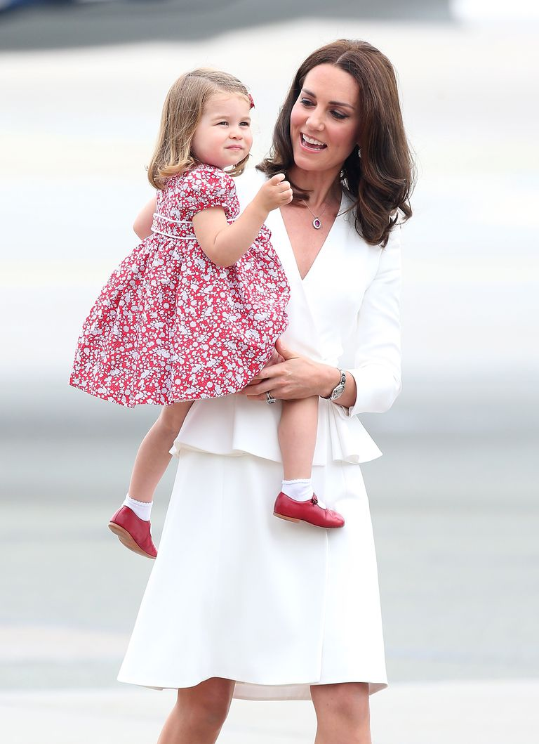 Princess Charlotte Takes After Great-Grandmother Queen Elizabeth By Learning To Horse Ride