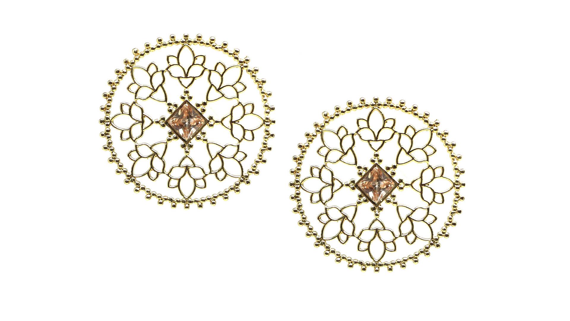 Sheen-Chandi-Floral-Mandala-Earrings
