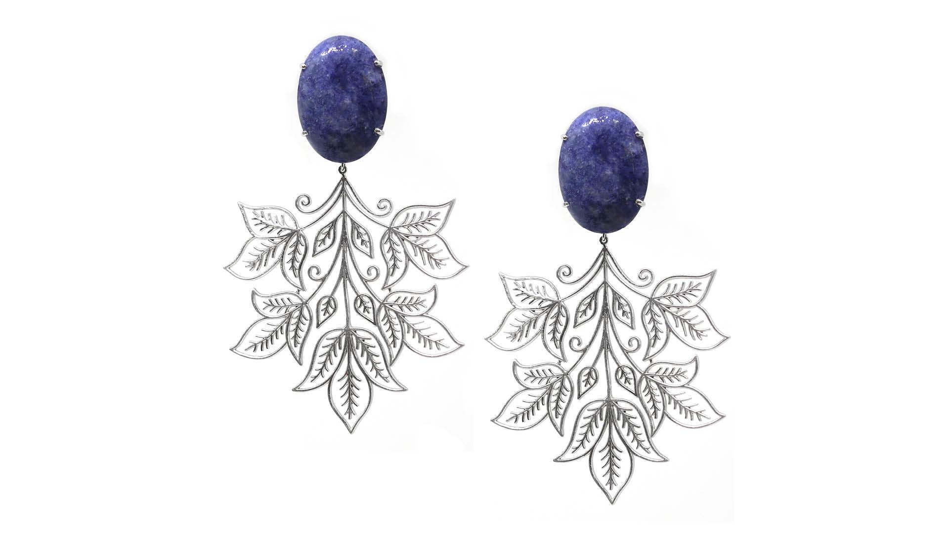 Sheen-Chandi-Silver-Lapis-Lazuli-Earrings