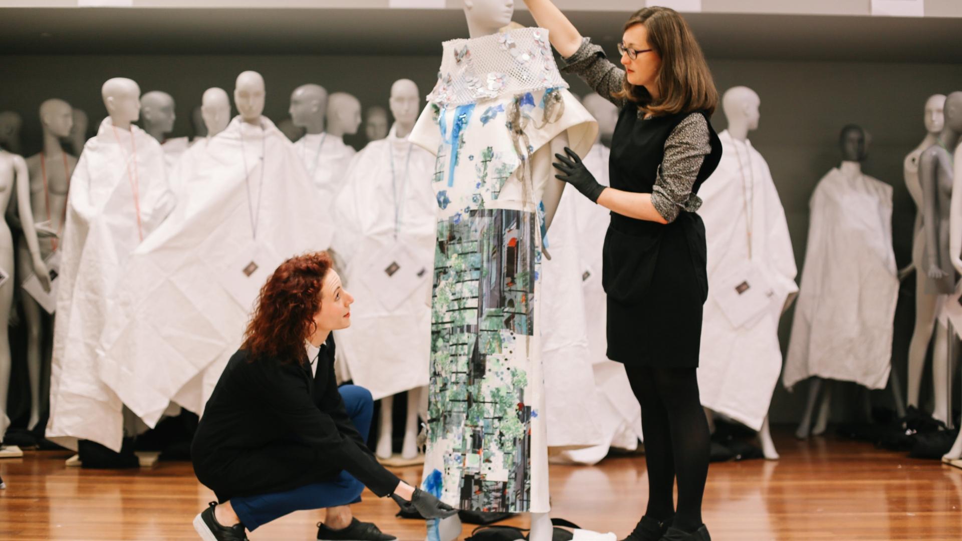 Fashion's Muslim Voices