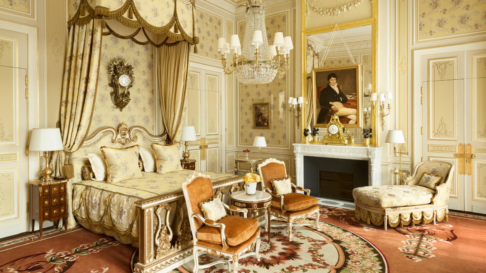 The Ritz Paris : A Grand Escape