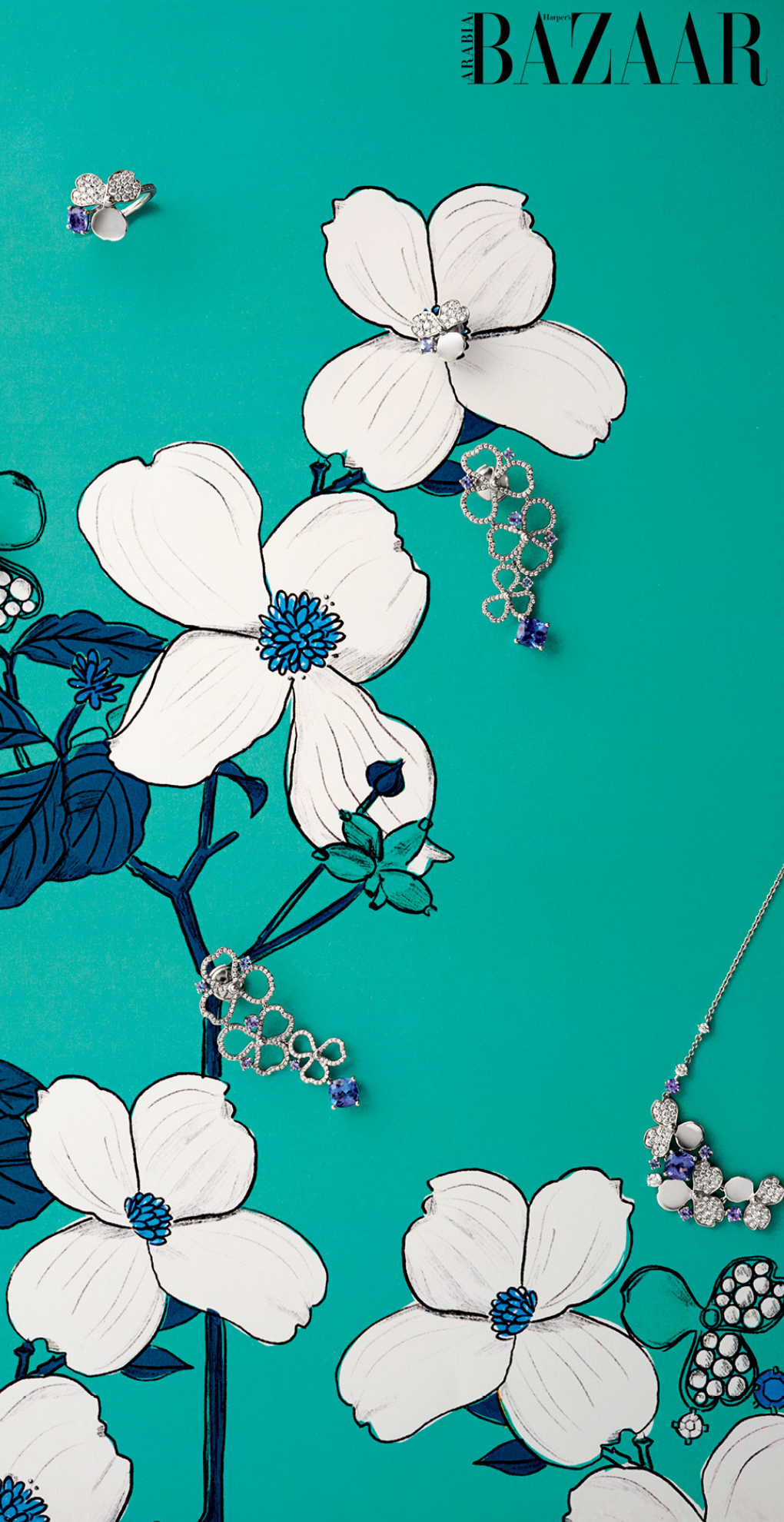 Tiffany Paper Flowers Collection