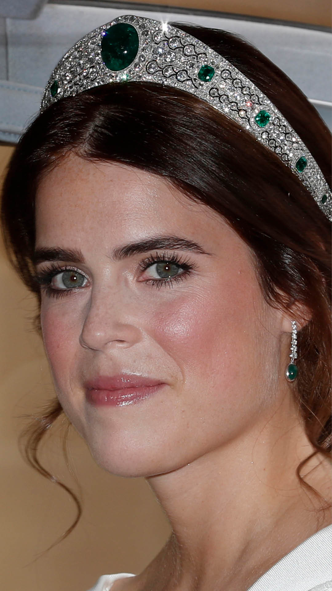 Princess Eugenie Wedding Grenville Tiara