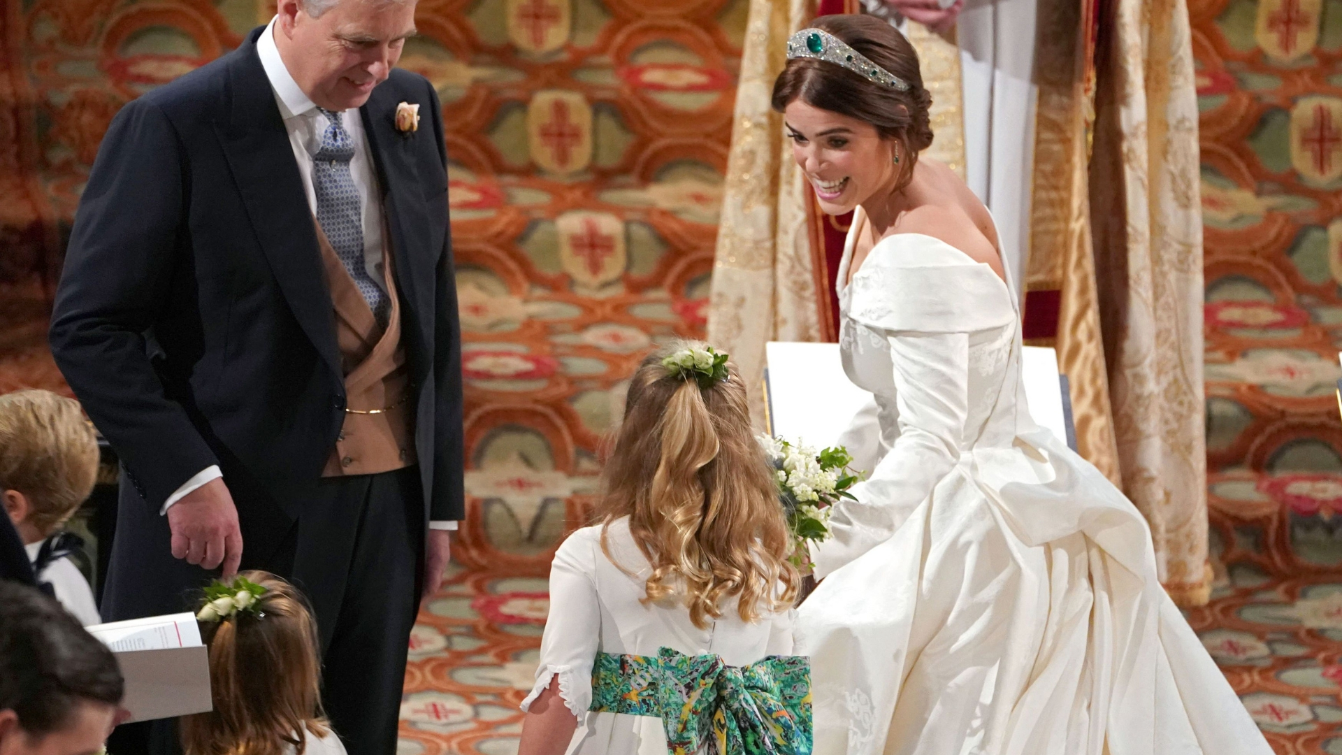 Who Is Peter Pilotto? Meet The Designer Behind Princess Eugenie's Wedding Gown