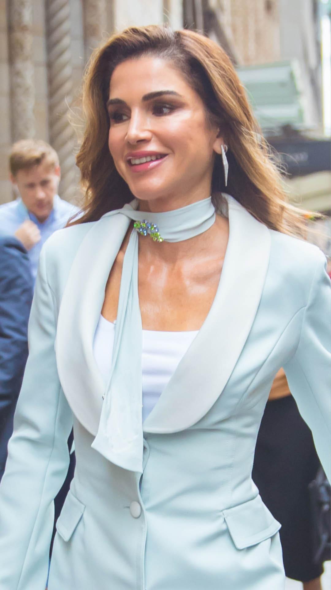 Queen Rania Ralph Masri Modernist Collection
