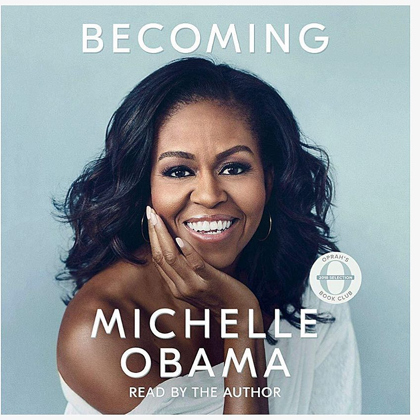 10 Things We Learn About Michelle Obama In Her New Memoir, Becoming