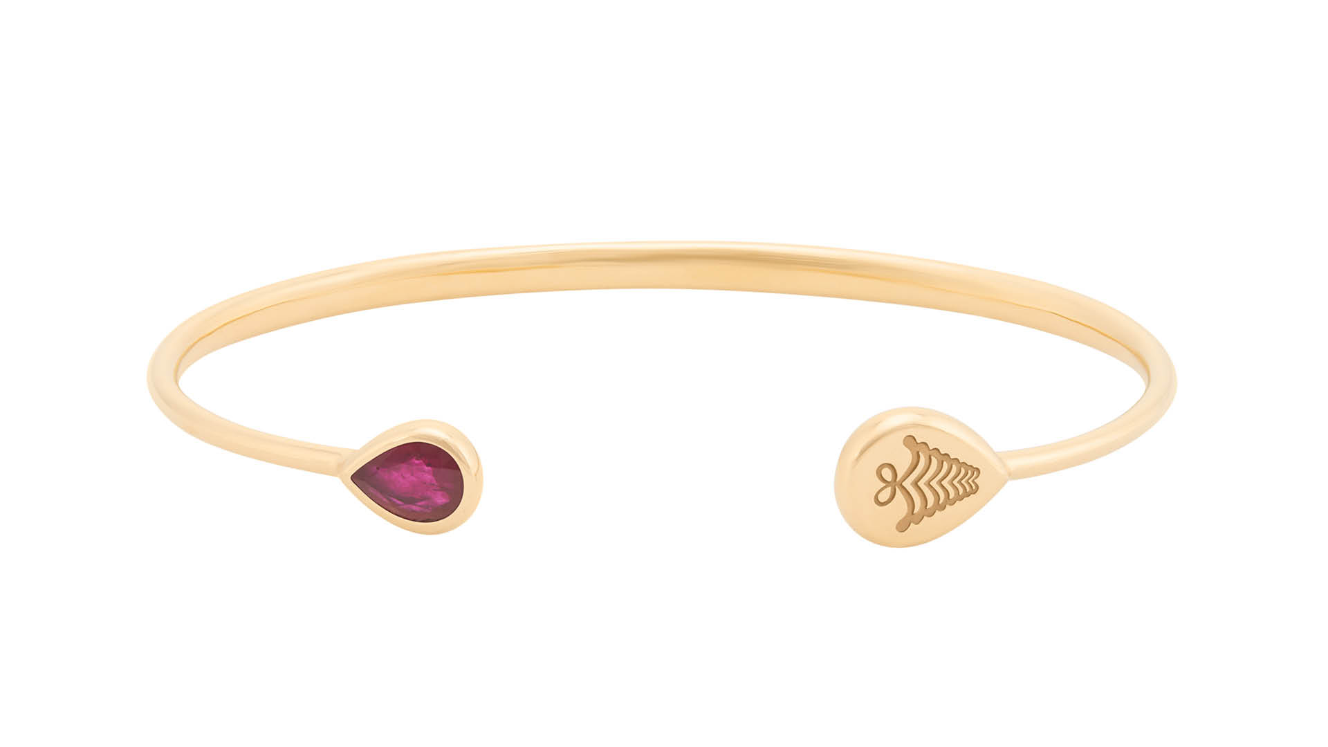 AYA Jewellery Kafue Bangle