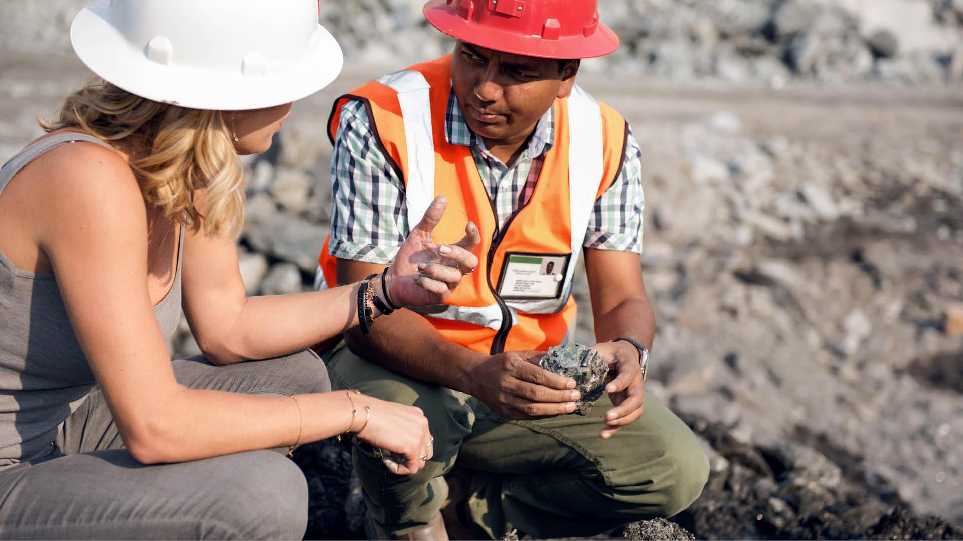 Chelsy Davy AYA Zambia Mine