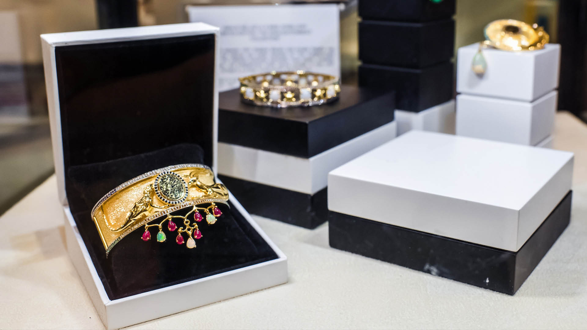 MKS Jewellery Amalie Beljafla Bloomingdales