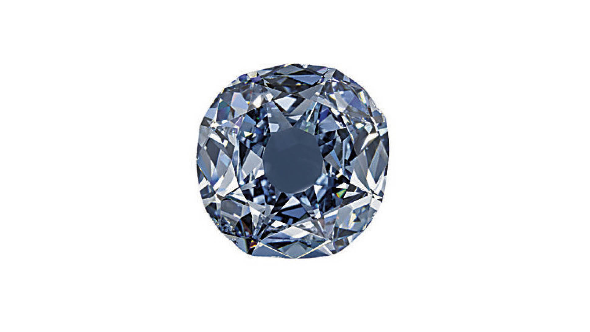 The Wittelsbach Graff Blue Diamond