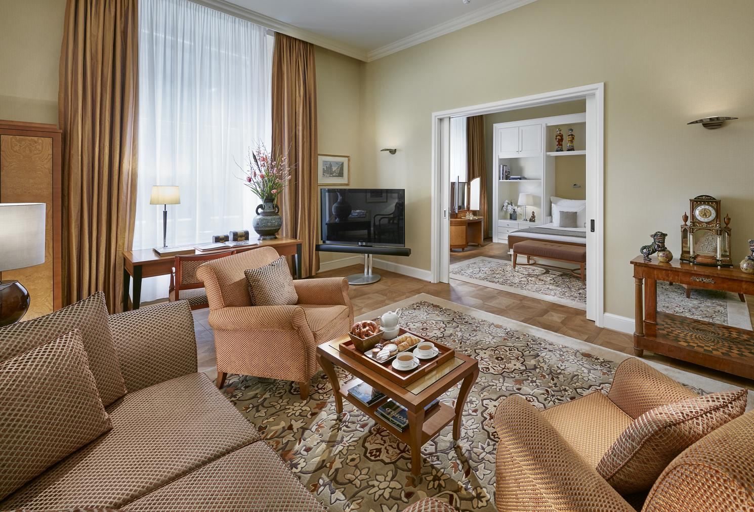 Mandarin Oriental Munich Junior Suite