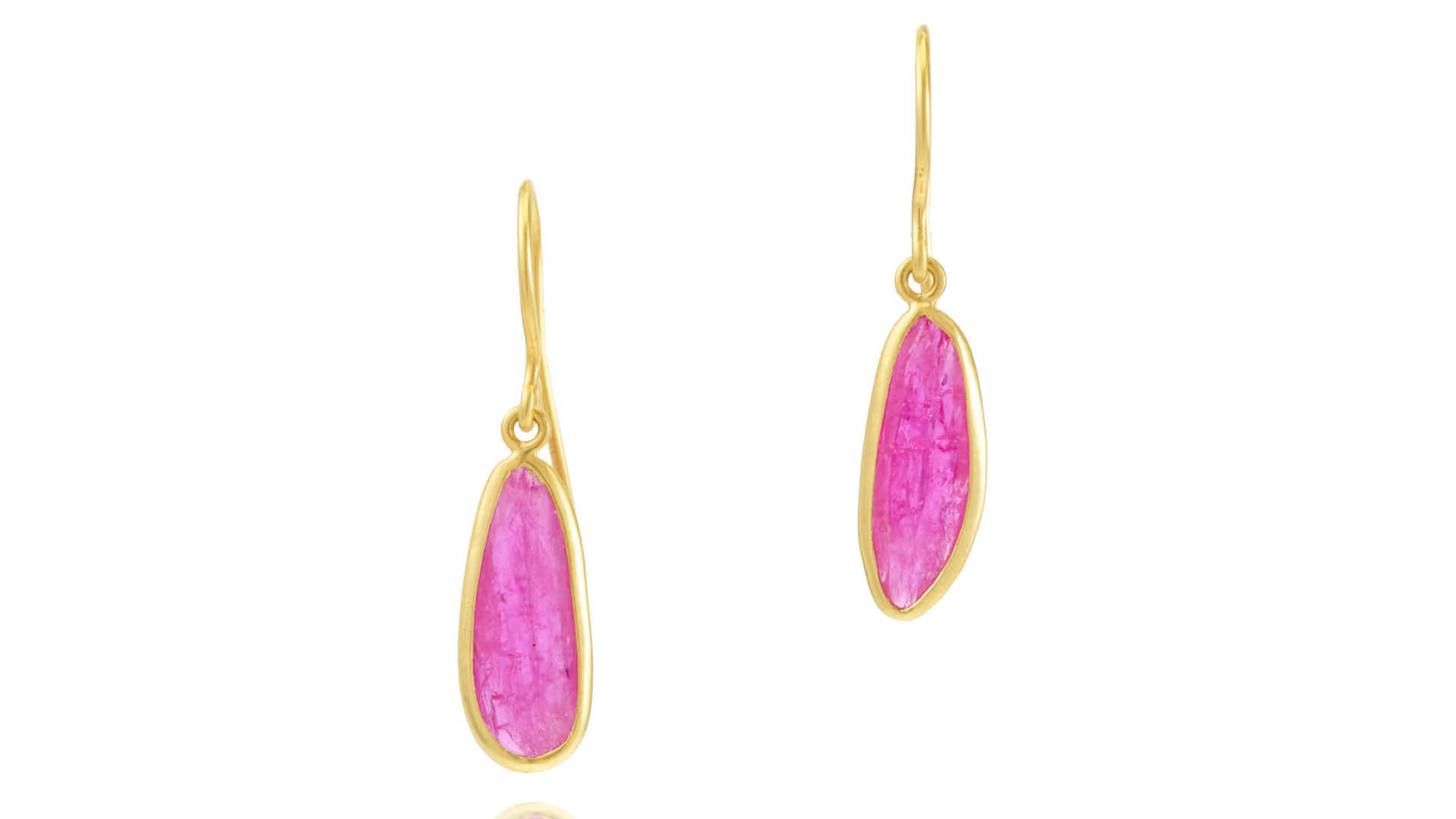 Pippa-Small-Ruby-Gold-Earrings