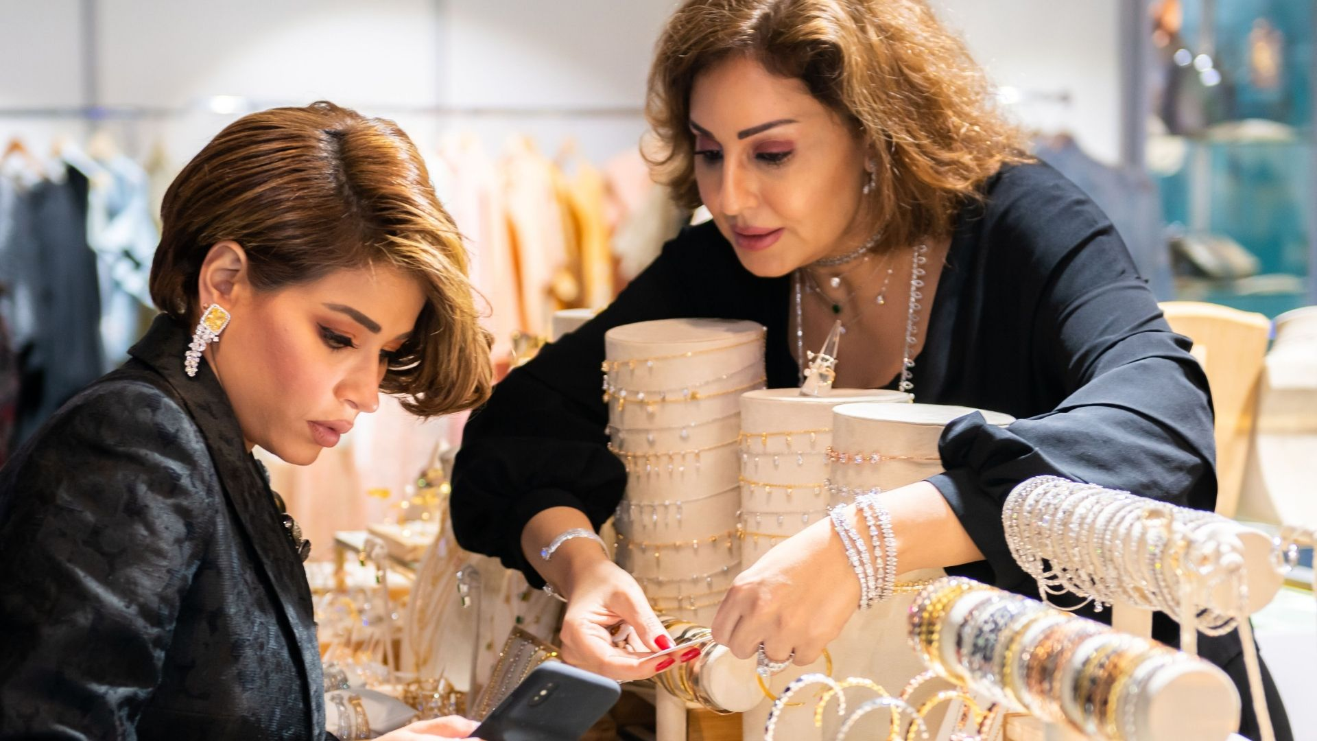 Bride Abu Dhabi Is Back And It S Bigger Than Ever Harper S Bazaar Arabia