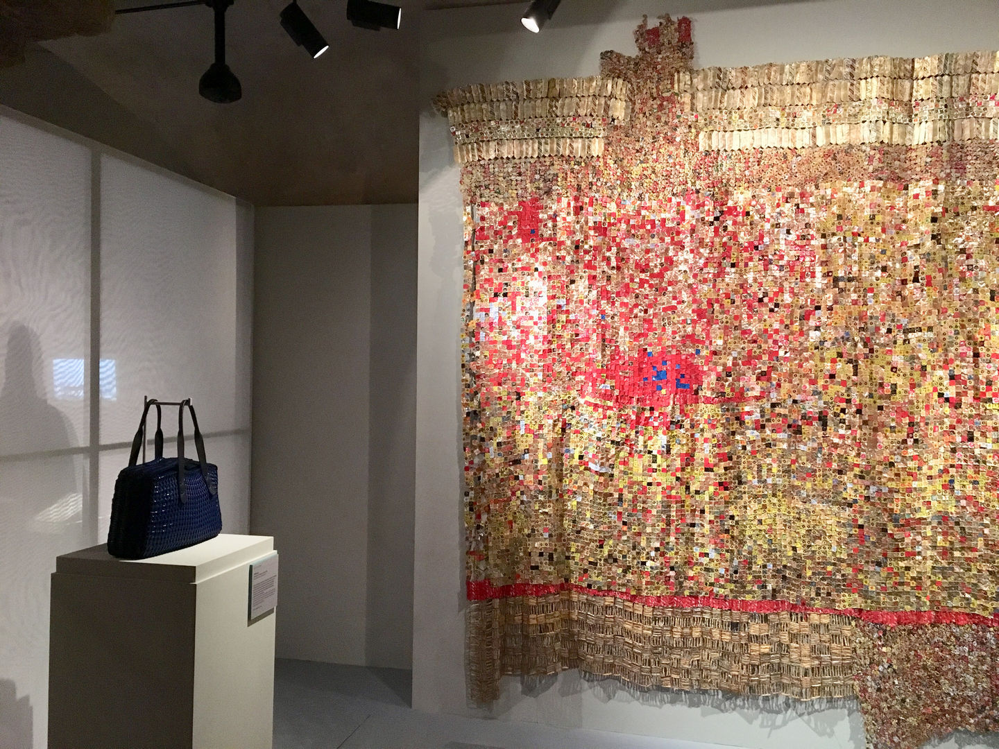 The Sustainable Thinking exhibition at Museo Salvatore Ferragamo, Florence, Italy