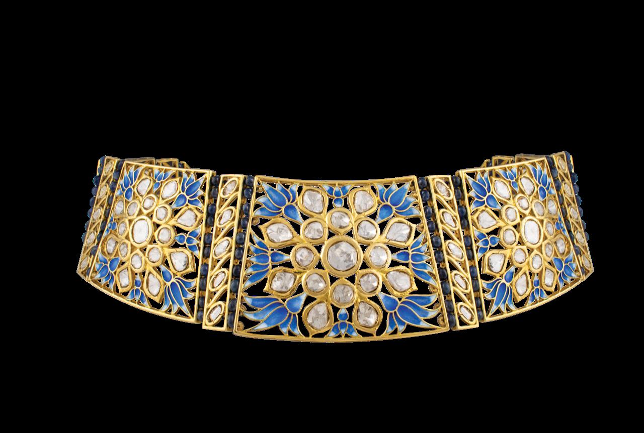 Jaipur Gems Nuvo Polki Collection