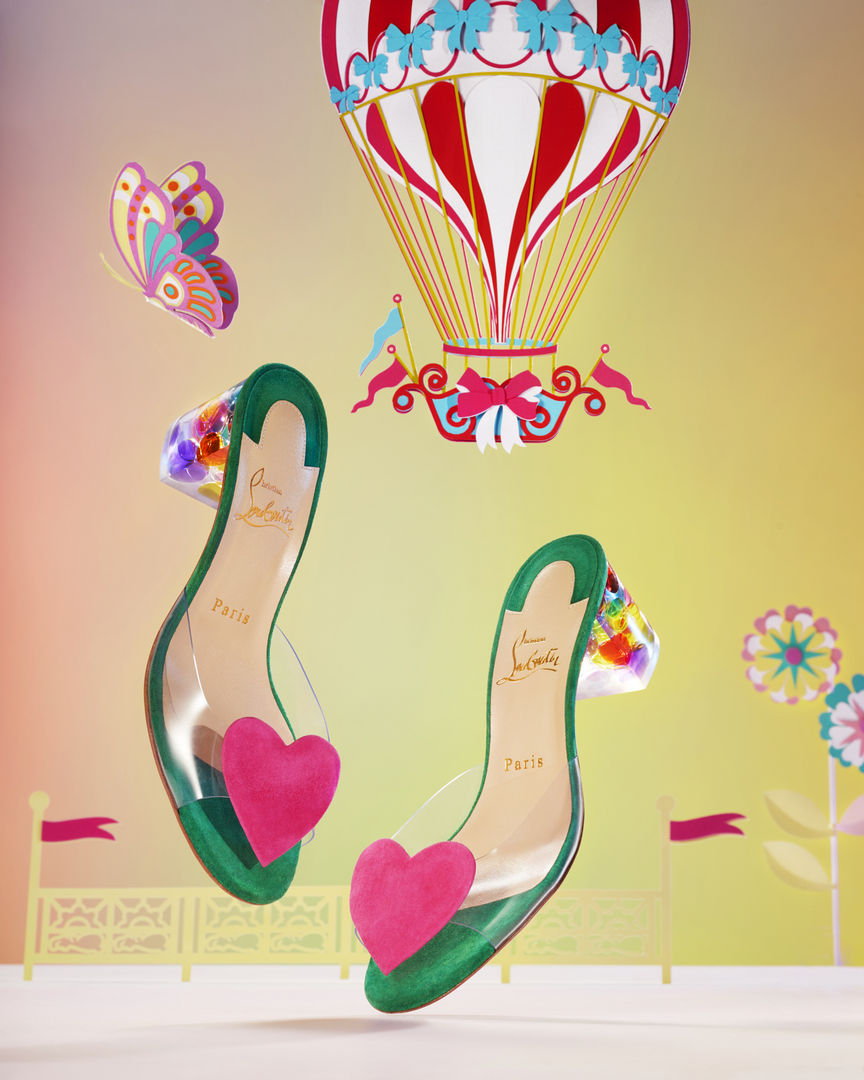 The FW19 Festiloubi Collection by Christian Louboutin