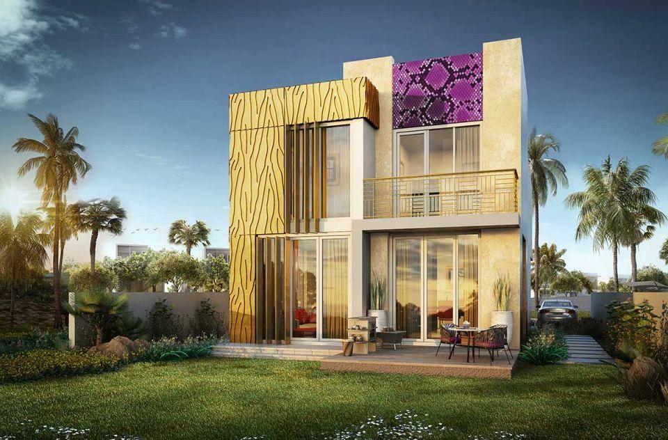 Just-Cavalli-Villas-In-Dubai