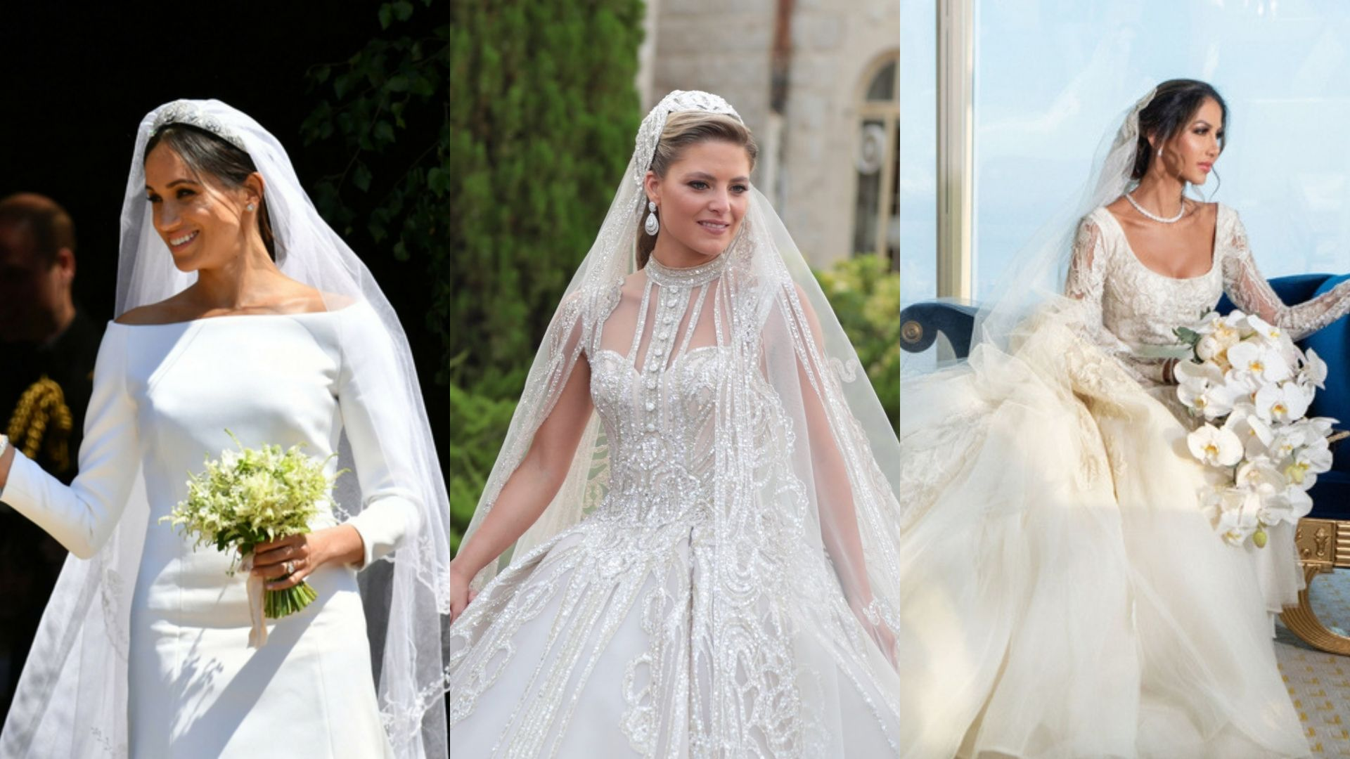 The Most Expensive Wedding Dresses Of All Time   Harper's BAZAAR ...