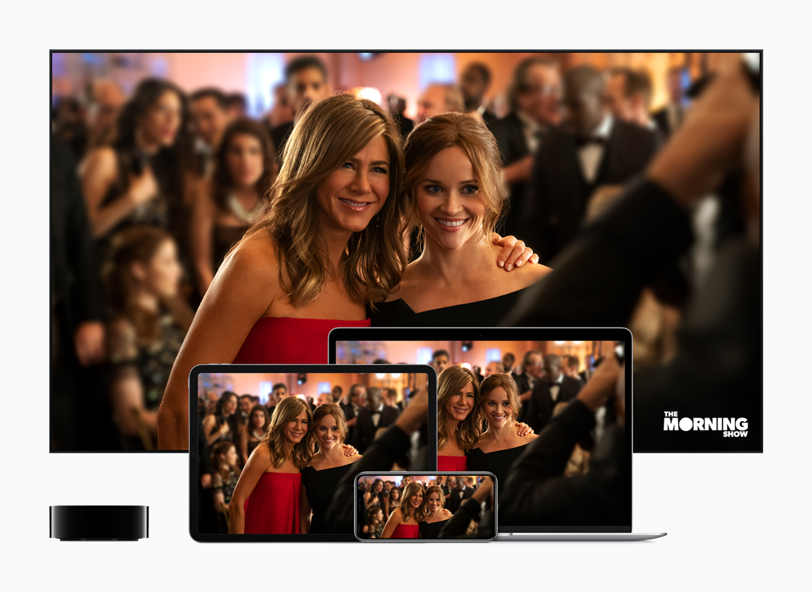 Apple TV+ will be available on the Apple TV app in over 100 countries and regions on November 1.