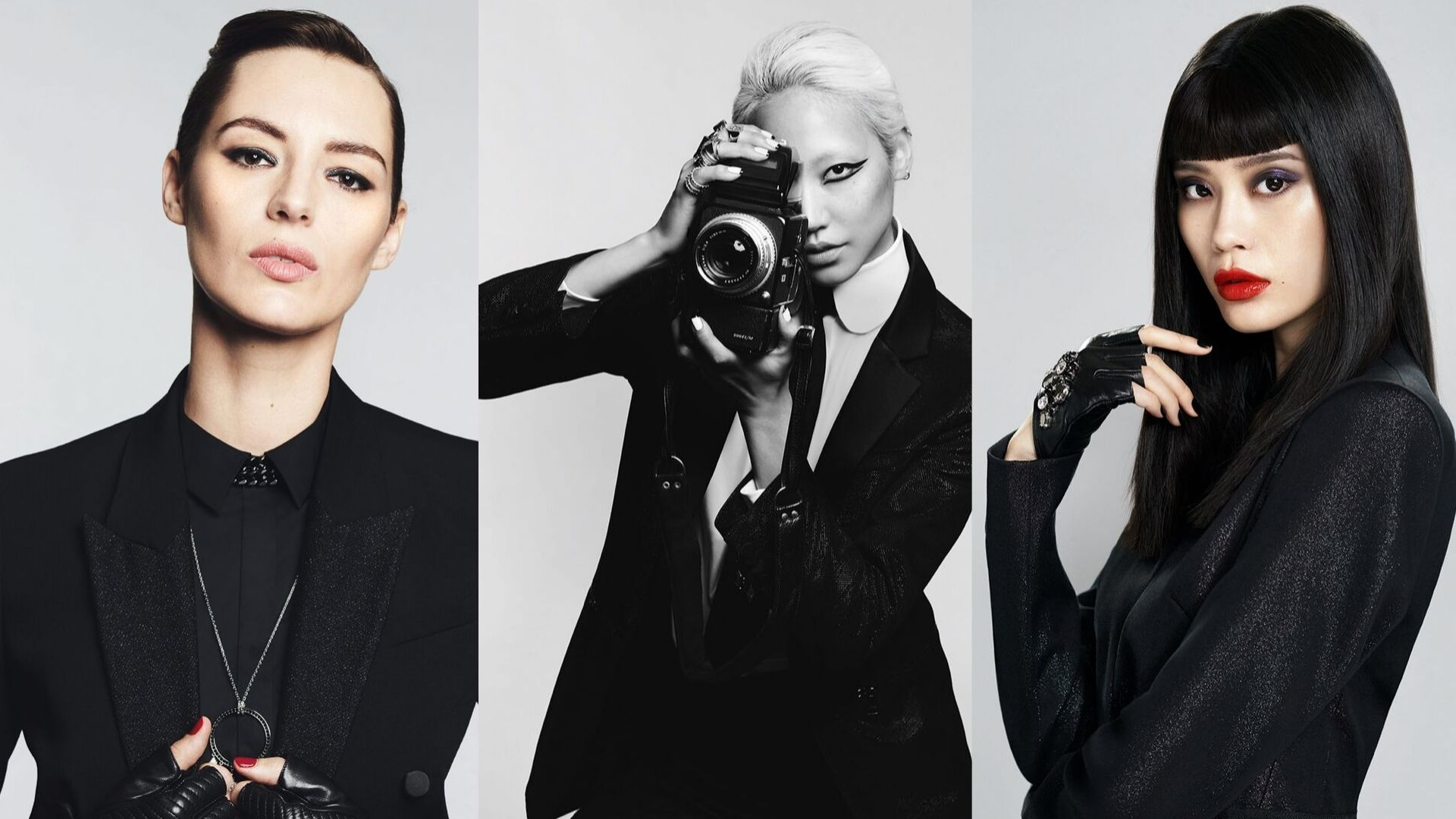 HBA-karl_lagerfeld_iconic-style-L'Oreal-rock-chic