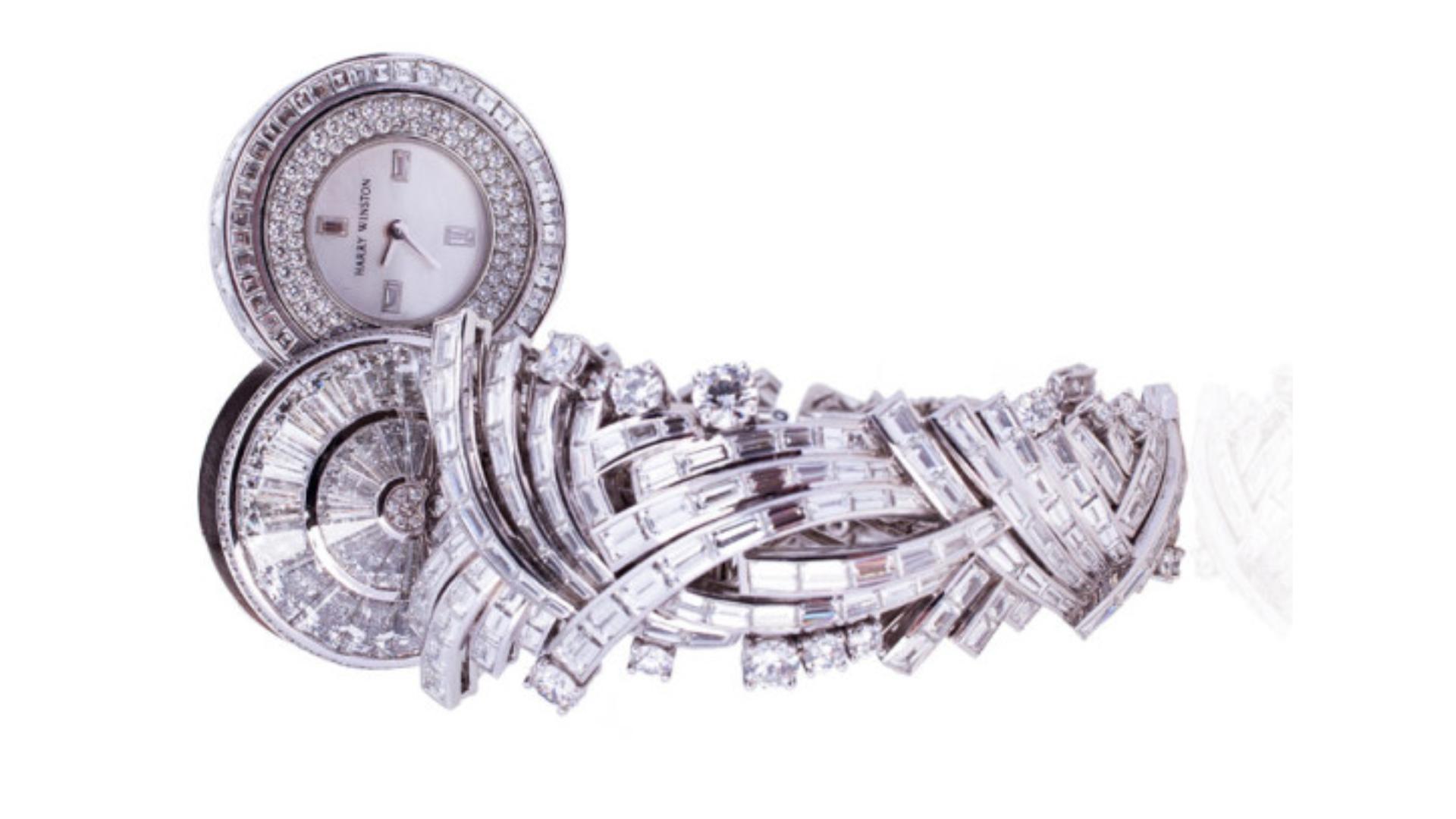Harry Winston Diamond Watch By The Luxury Closet