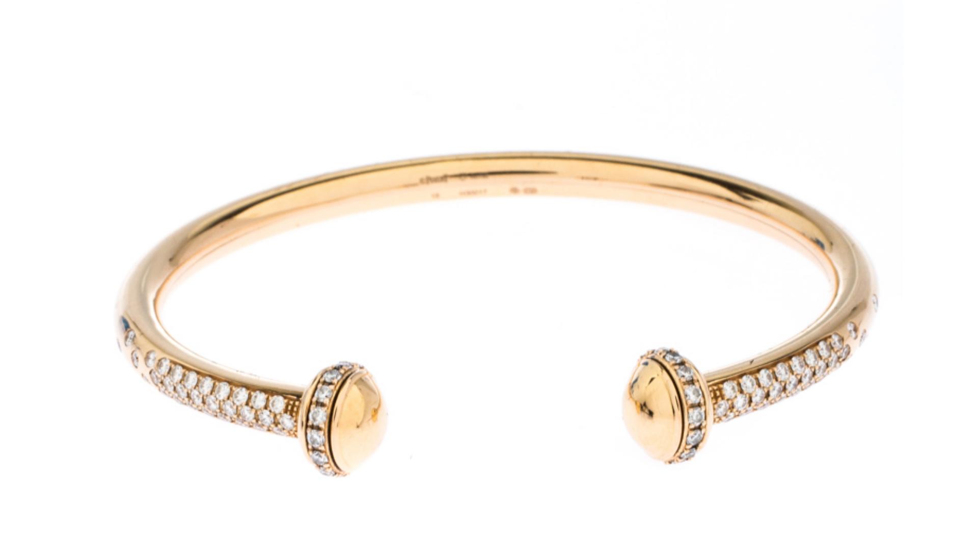 Piaget Diamond Bangle By The Luxury Closet