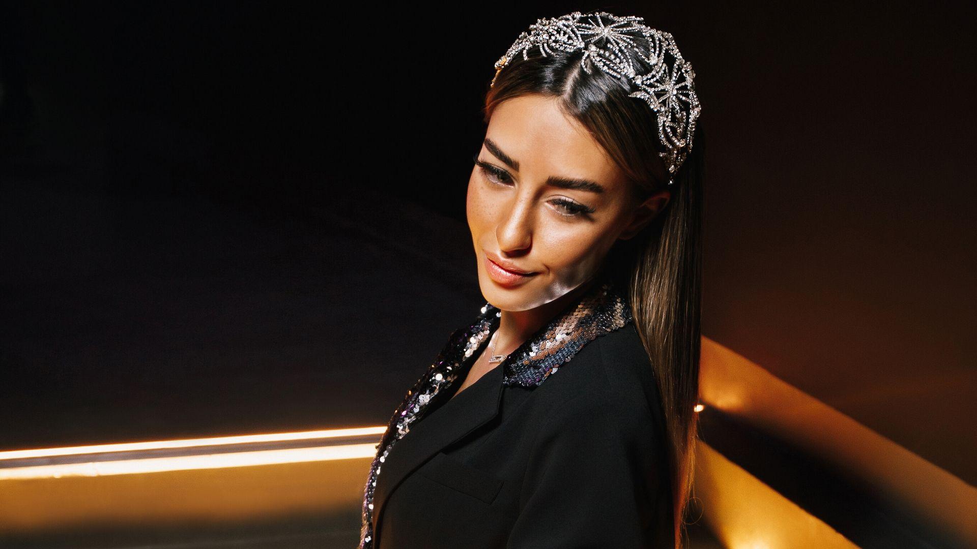 Aura headpieces, fashion, headpieces, arab designers