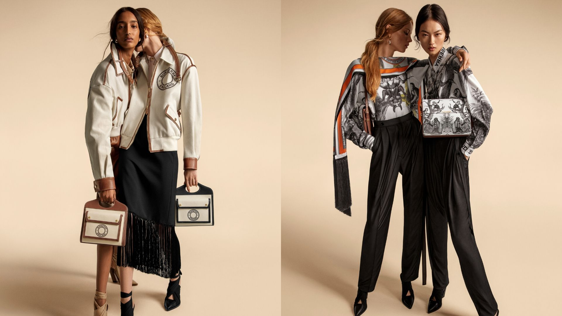Burberry SS20 Campaign