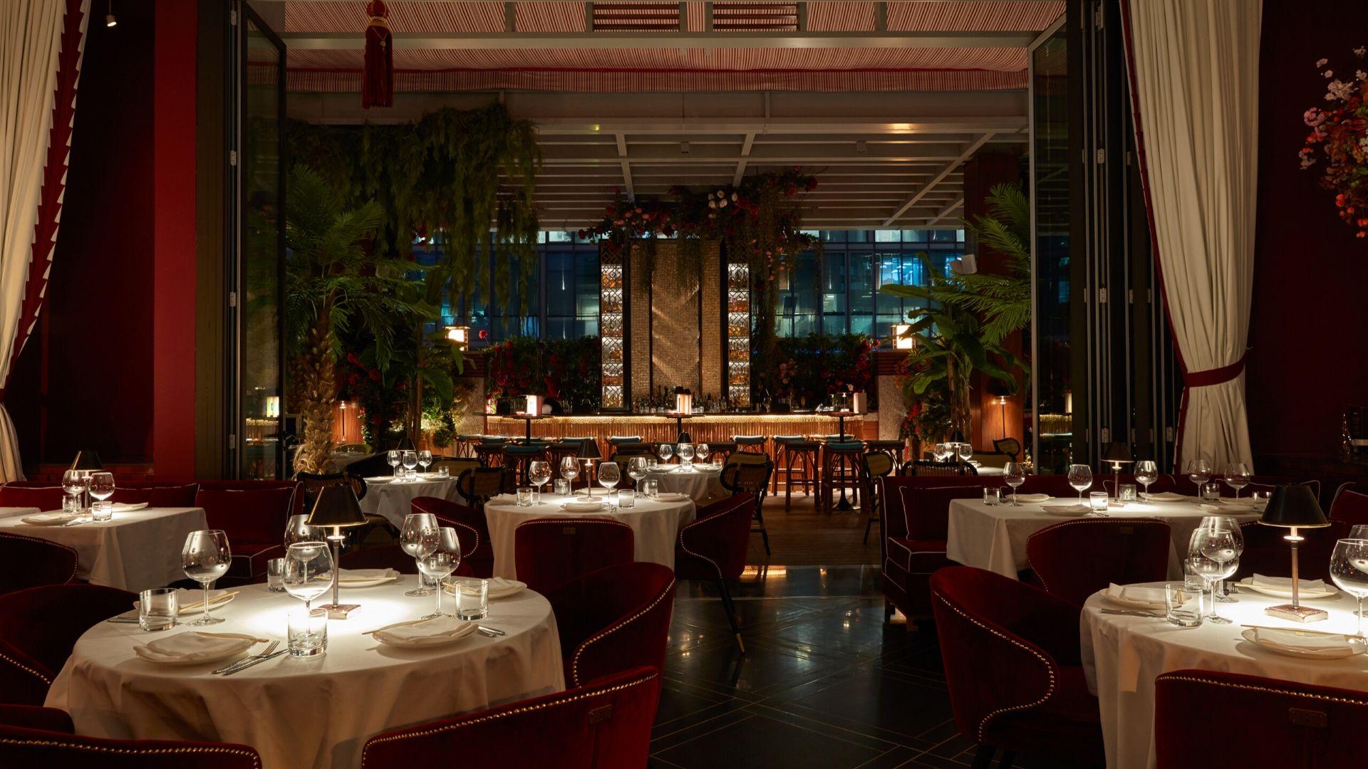 Shanghai ME, asian cusine, food