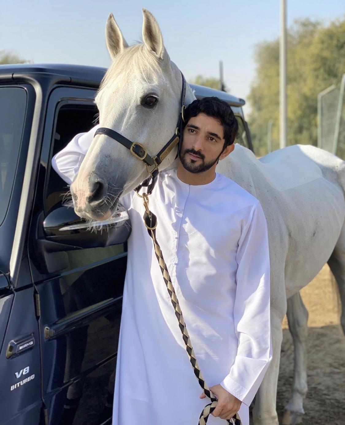 Sheikh Hamdan Shared An Emotional Letter To All COVID-19 Frontline Workers    Harper's Bazaar Arabia