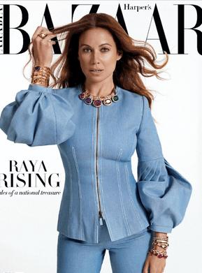 Harper's Bazaar Arabia April 2021