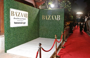 Harper's Bazaar Arabia On The Red Carpet At DIFF 2016