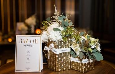 Harper's Bazaar Arabia And Blowout&Go Celebrate The #BazaarBestDressed Studio At DIFF 2016