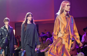 NYFW Confirms That, Yes, Bright Hair Hues Are Still A Thing