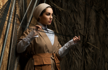 Exclusive: Kuwaiti Fashion Blogger Ascia Releases A Ramadan Collection