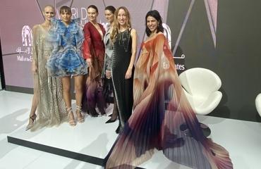 """Iris Van Herpen At The Bazaar Capsule: """"I Believe Science Can Inspire Fashion"""""""