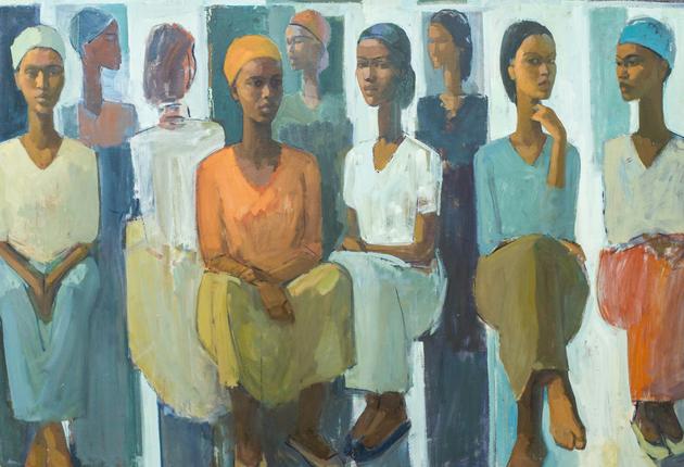Tadesse Mesfine Addis Fine Art