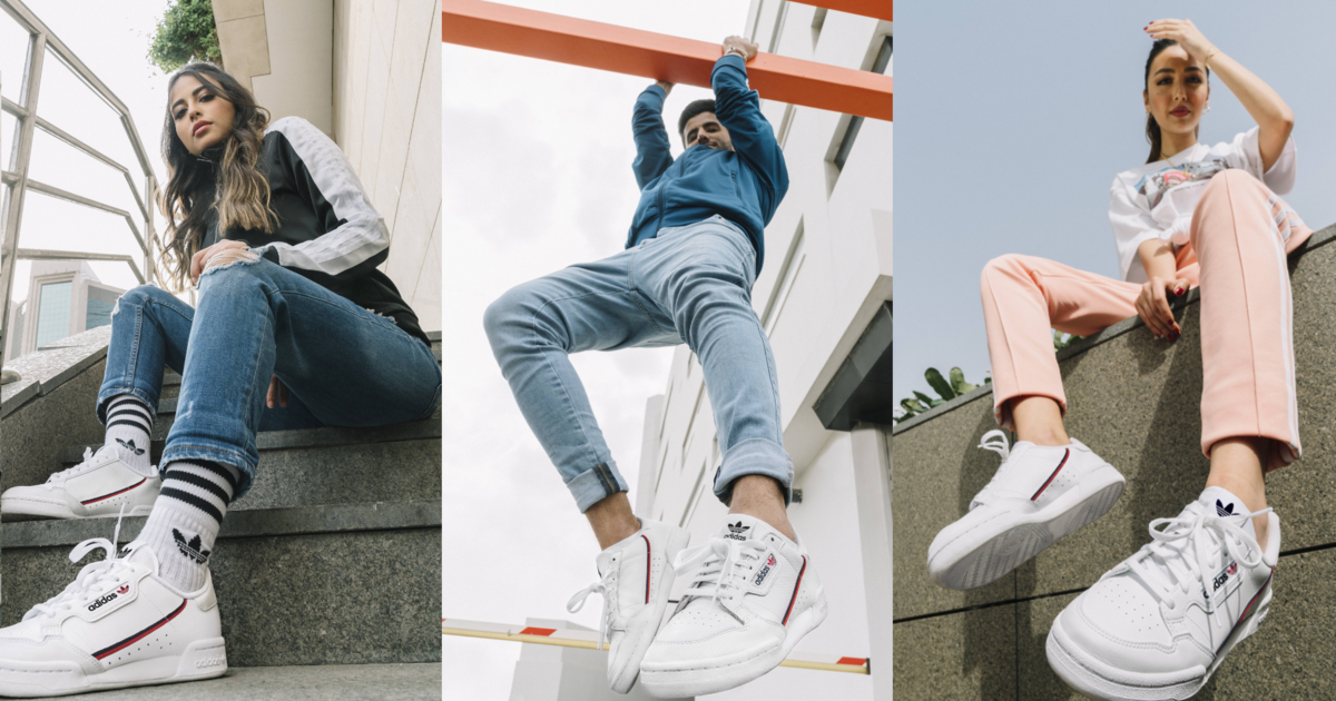 calina híbrido Subproducto  Adidas Calls On Saudi Talents For Its Latest Campaign In Jeddah | Harper's  BAZAAR Arabia