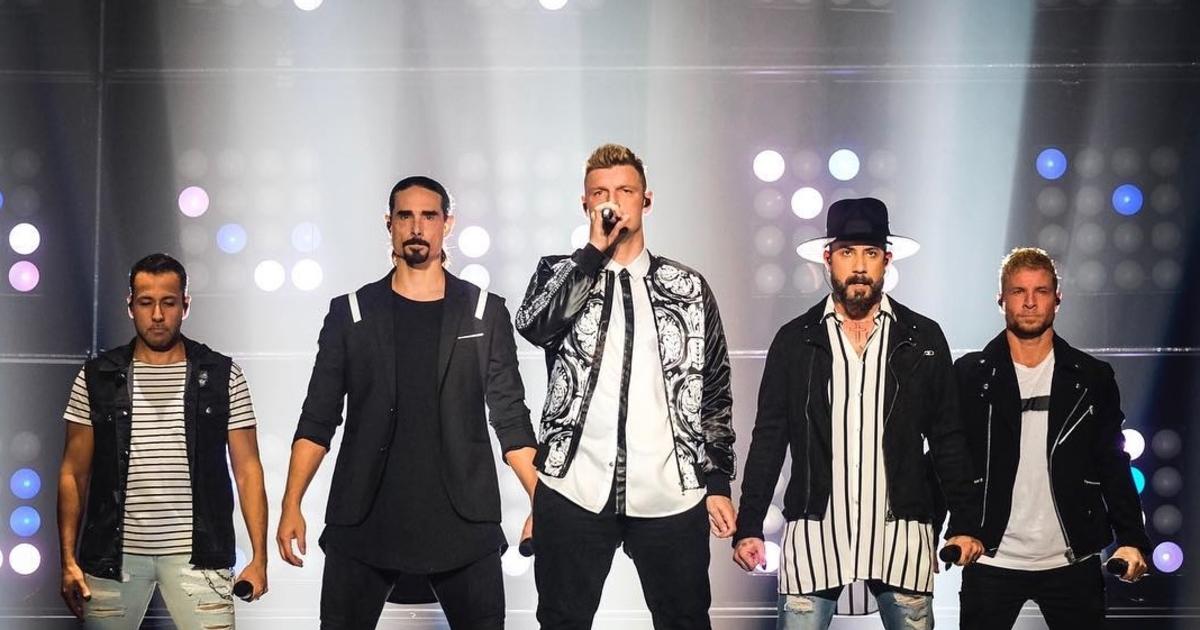 The Backstreet Boys Are Coming To Saudi Arabia For Jeddah Season Harper S Bazaar Arabia