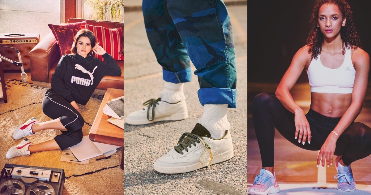 Nine Stylish Sneakers You Need Now Harper S Bazaar Arabia