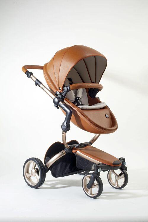 The #WishLIST: Mima Flair Leather Stroller