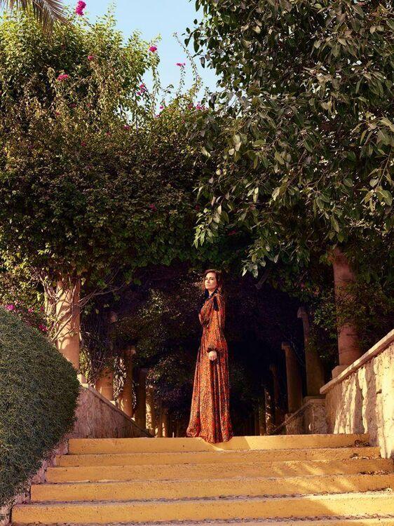 Lanvin's Liberté: The Middle Eastern Ladies Alber Loves