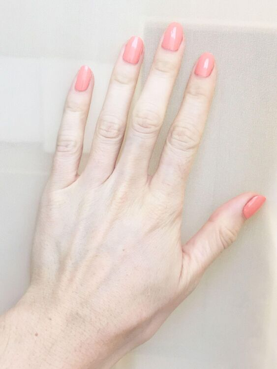 The Manicure Inspired By Stella McCartney SS16