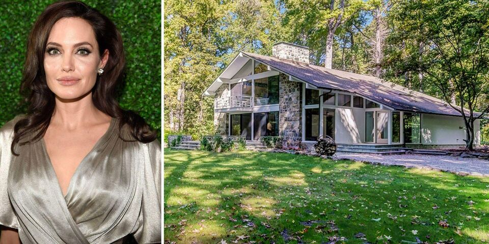 Angelina Jolie's Childhood Home Is On The Market